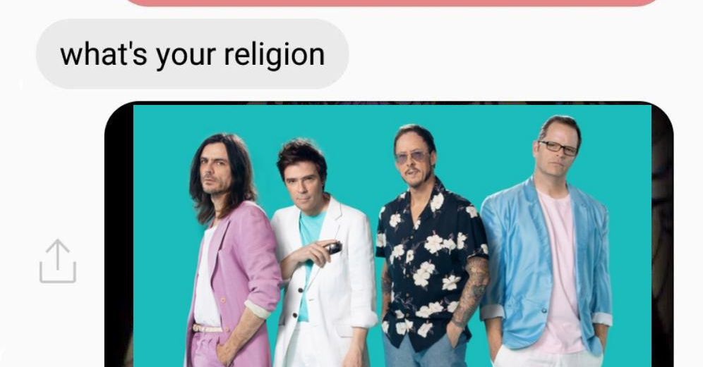 Weezer S The Teal Album Goes Viral Covers No Scrubs Toto S