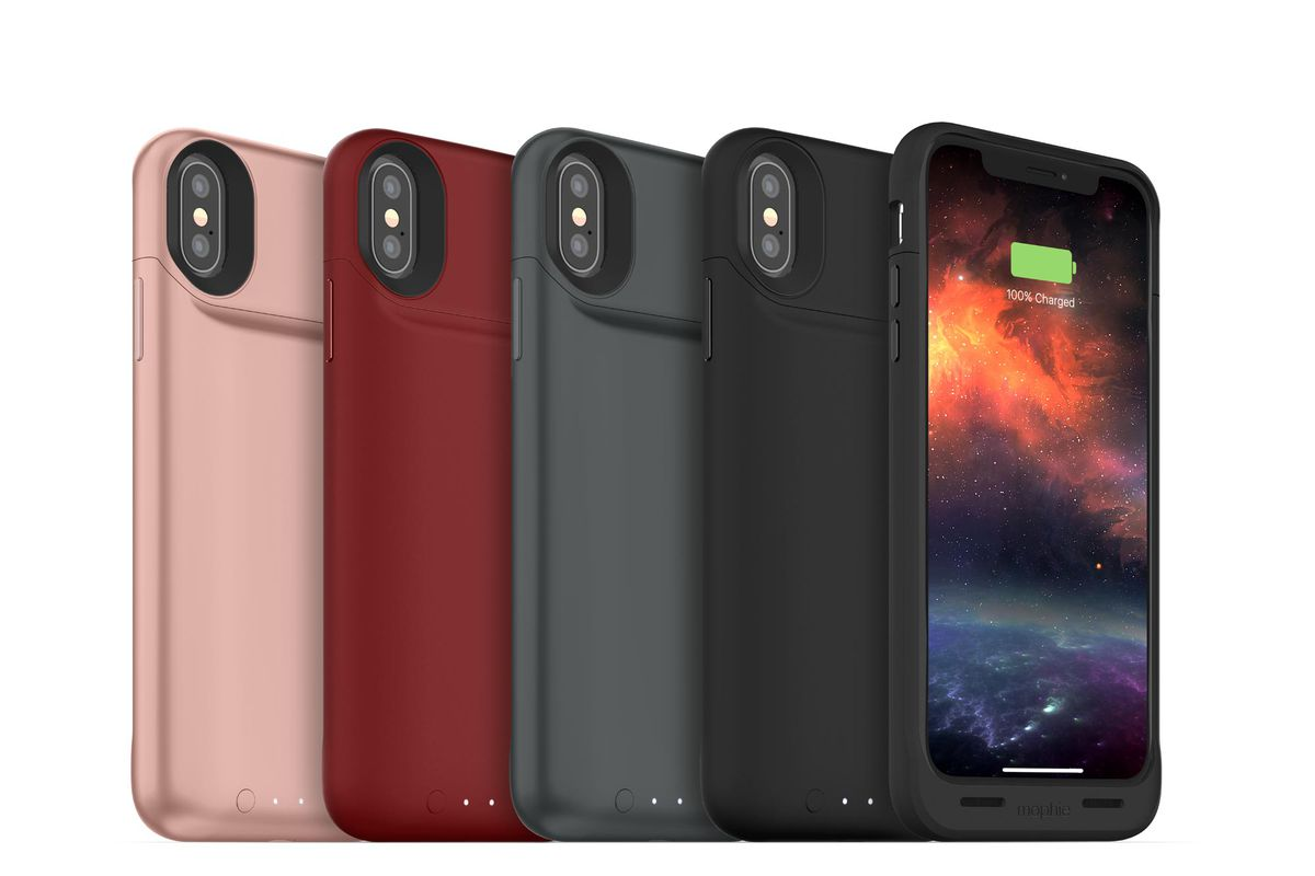 iphone xs mophie case
