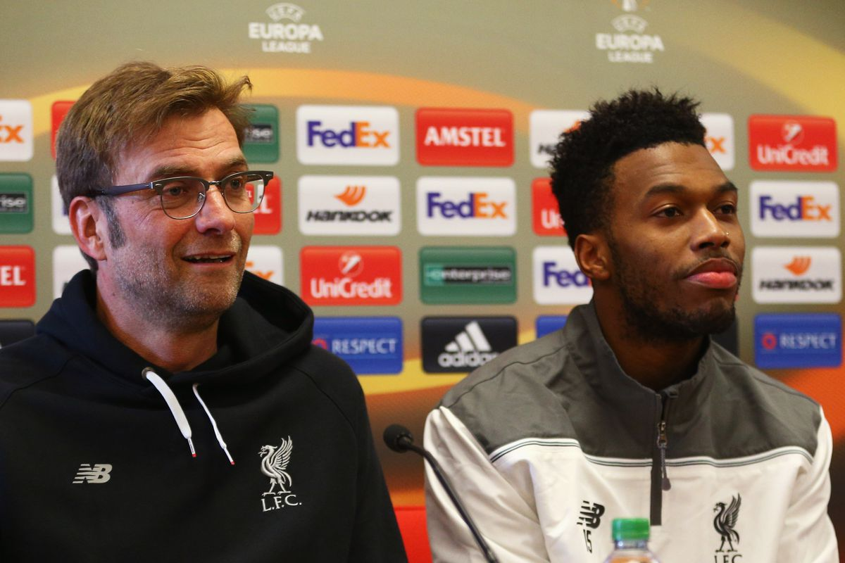 Liverpool Training Session & Press Conference