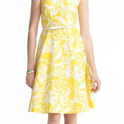 "<b>Kate Spade</b> Curly Swirls Marla dress, <a href=""http://www.katespade.com/curly-swirls-marla-dress/NJMU1789,default,pd.html?dwvar_NJMU1789_color=794&start=31&cgid=clothing-dresses-and-skirts"">$478</a>"
