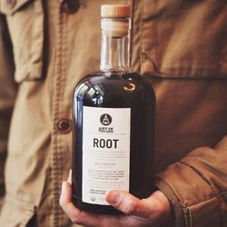 """You can't leave Philly without a bottle of Root from Old City's <a href=""""http://www.artintheage.com/"""">Art in the Age</a>. [Image credit: Jillian Guyette for <a href=""""http://instagram.com/visitphilly"""">Visit Philly/Instagram</a>]"""