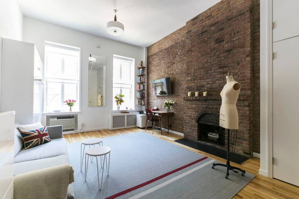 Airy Chelsea Studio With A Loft Bed Seeks 748k Curbed Ny