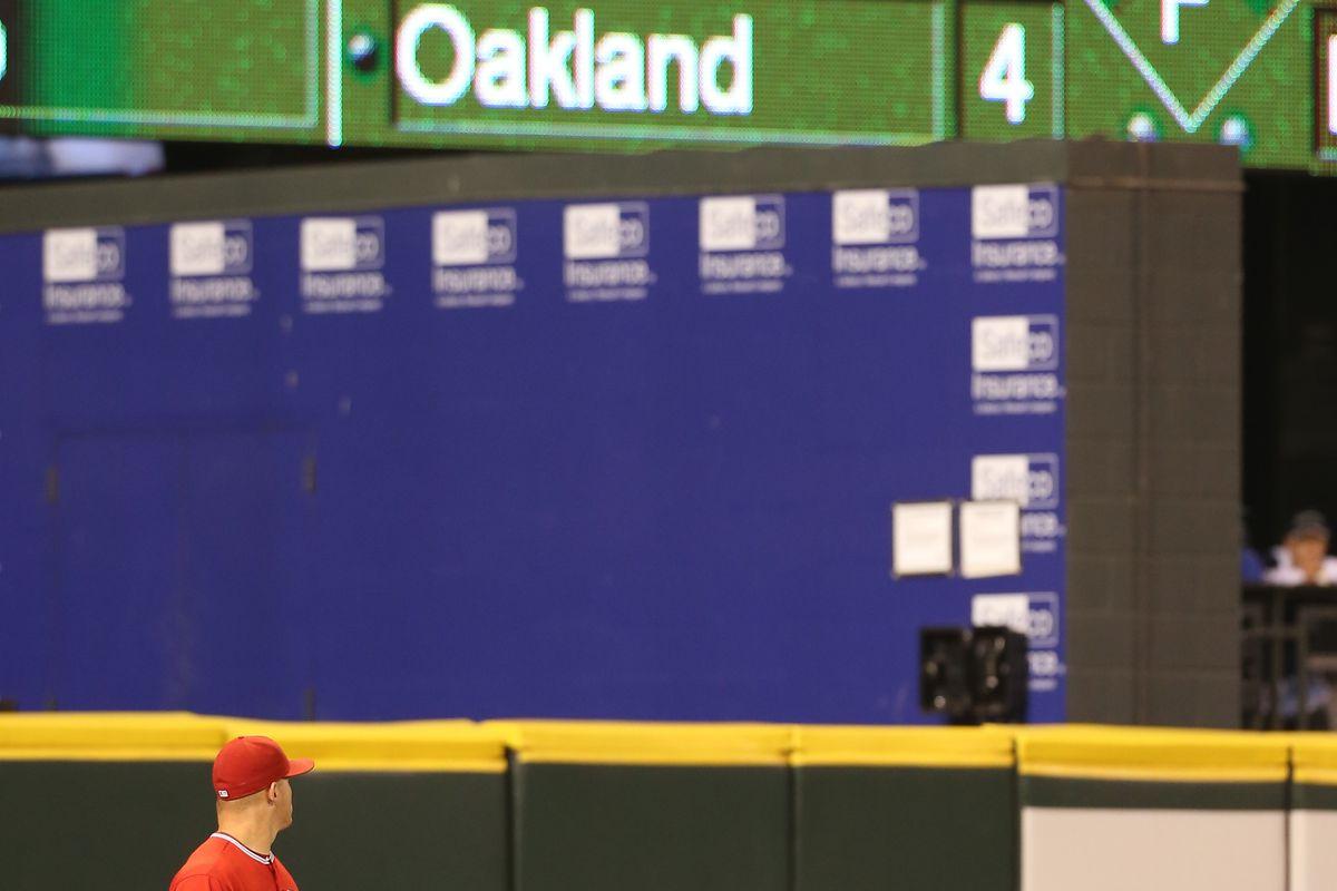 Scoreboard watching