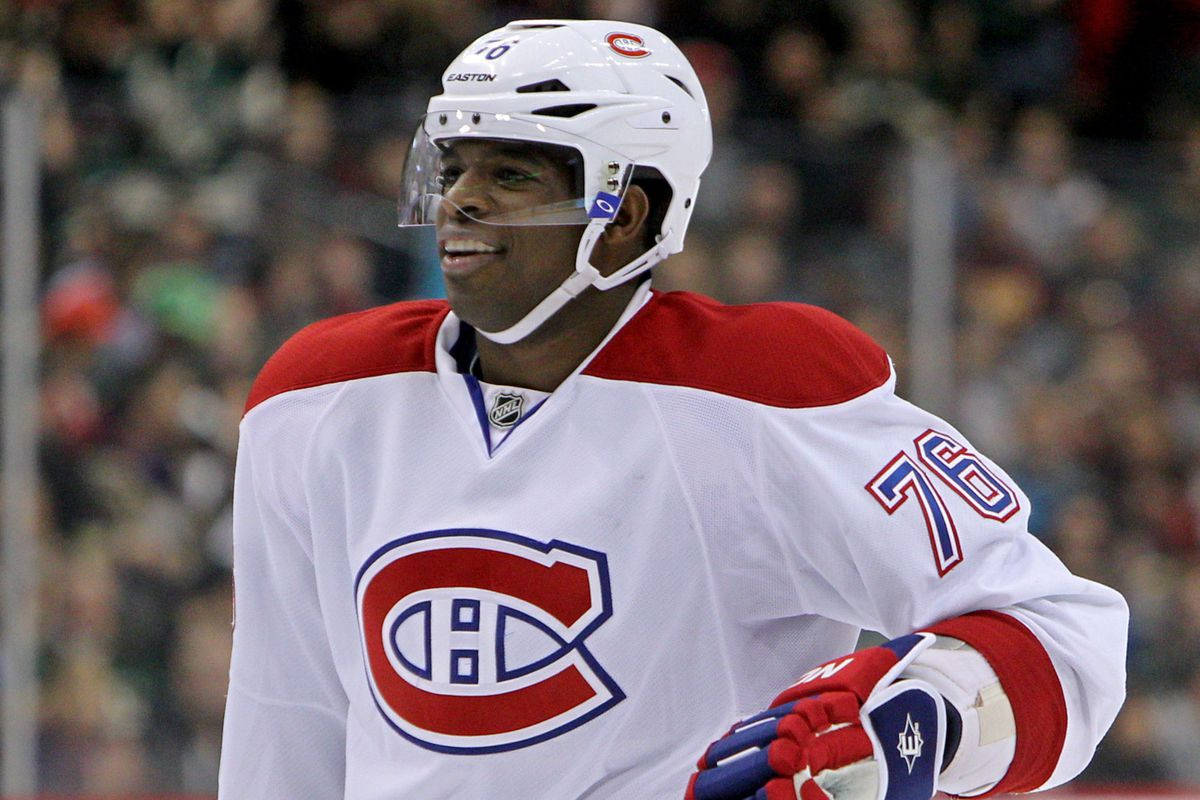 P.K. Subban is an example of maximizing the value of a pick.