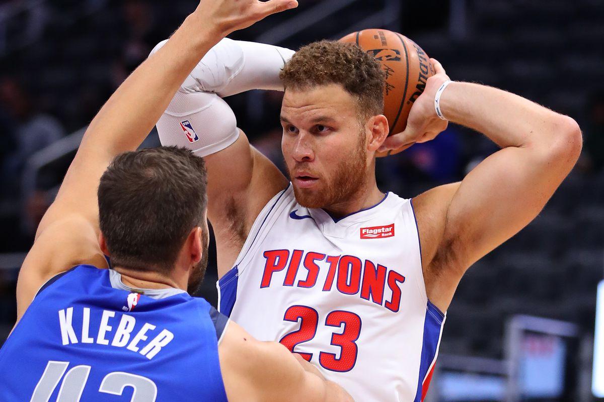 Pistons Vs Mavericks Gamethread Game Time Tv Odds And
