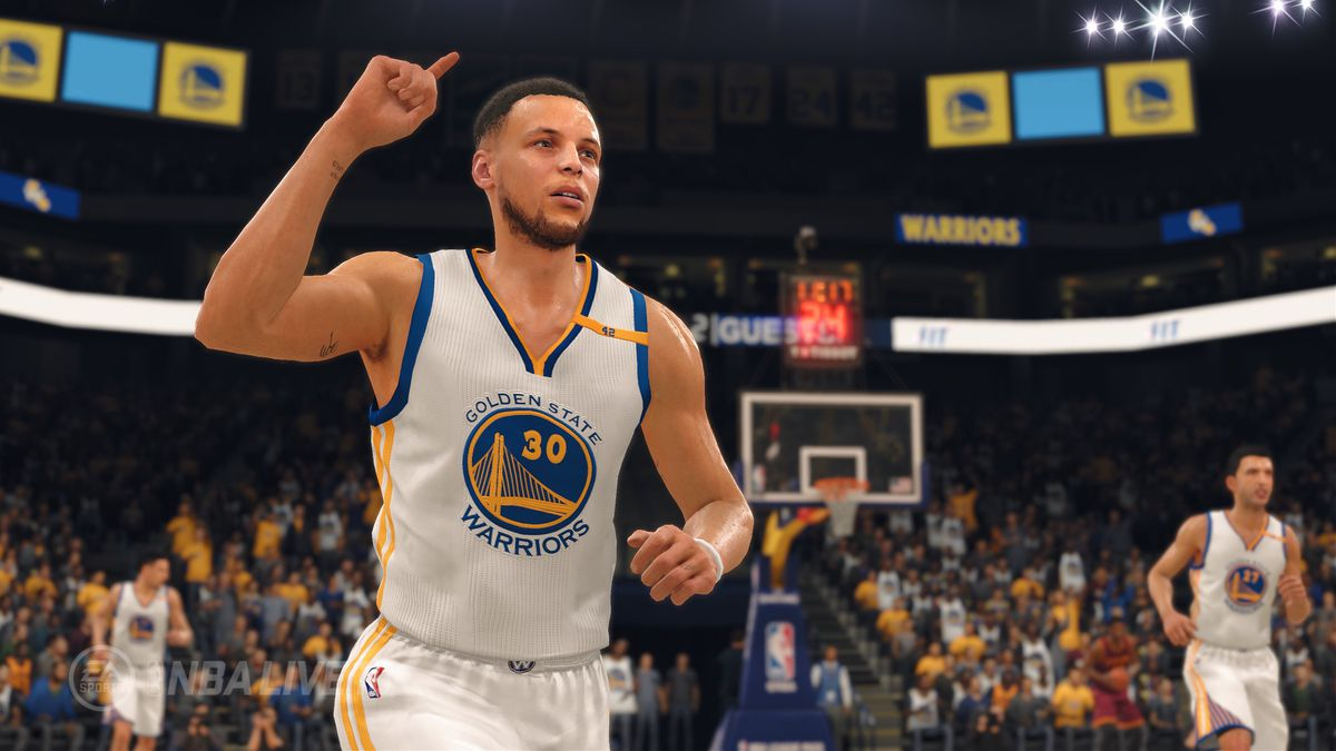 4143a71b8bcf NBA Live 18 review - Polygon