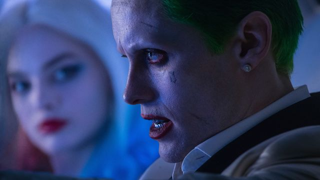 Joker in Suicide Squad.