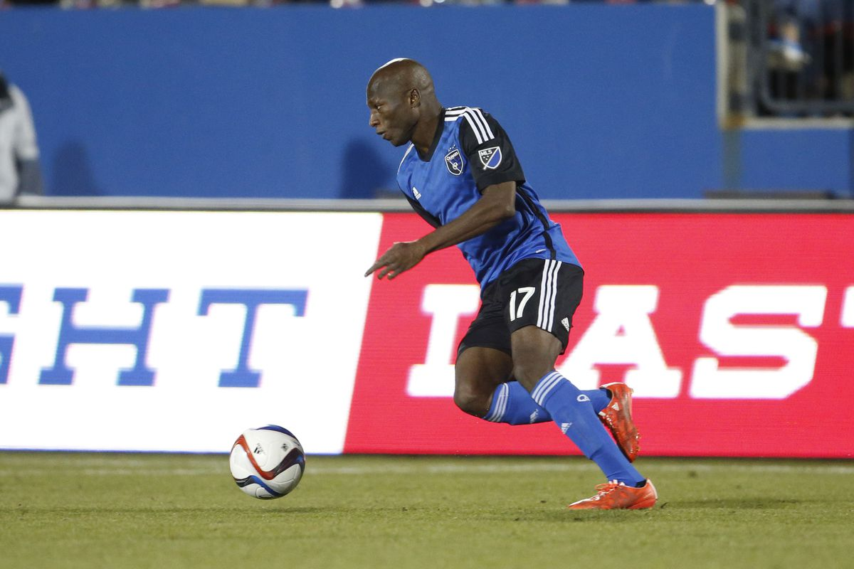 Sanna Nyassi and the Earthquakes look to top the Fire in Avaya Stadium grand opening
