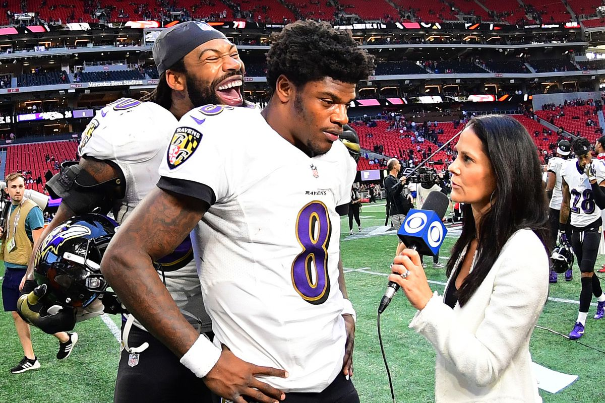 f1d56e0f9 Highlights  Lamar Jackson moves to 3-0 as Ravens starter - Card ...