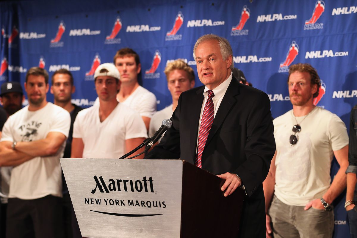 Nhl Lockout 2012 A Tale Of Two Lockouts Sb Nation Dc
