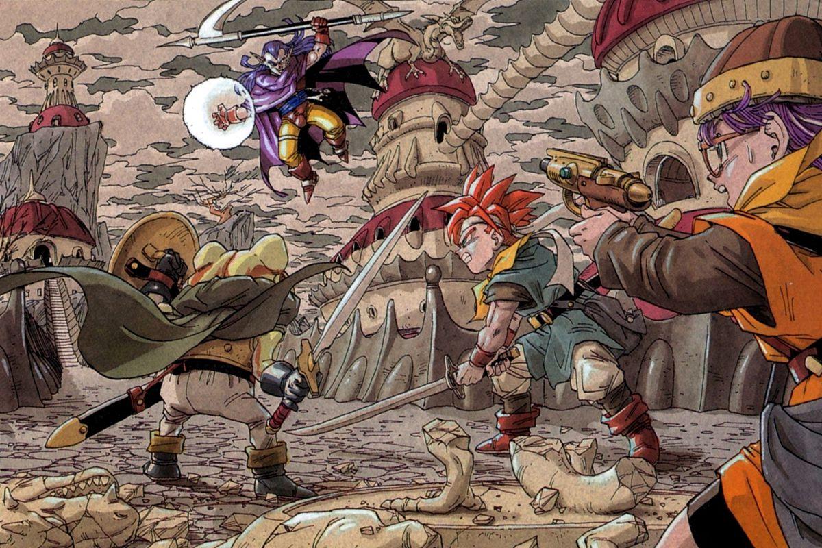 Resultado de imagem para Chrono Trigger