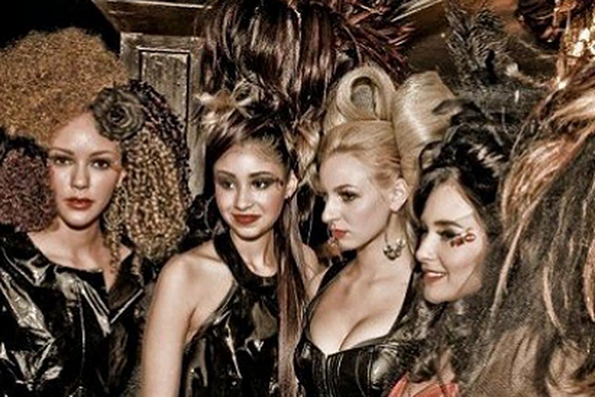 Hair Wars of yore, via NBC Chicago