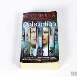 Bruce Sterling's Distraction