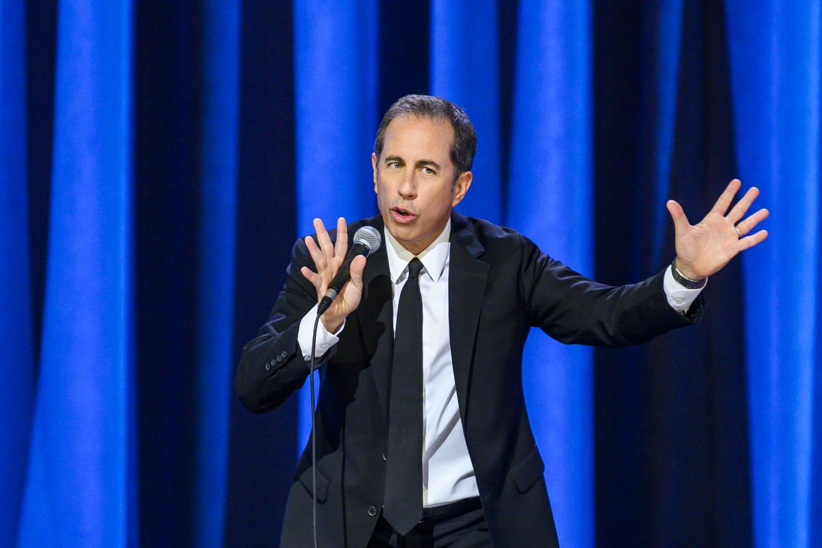 Jerry Seinfeld Netflix special: Dazed and bemused in '23 Hours to ...