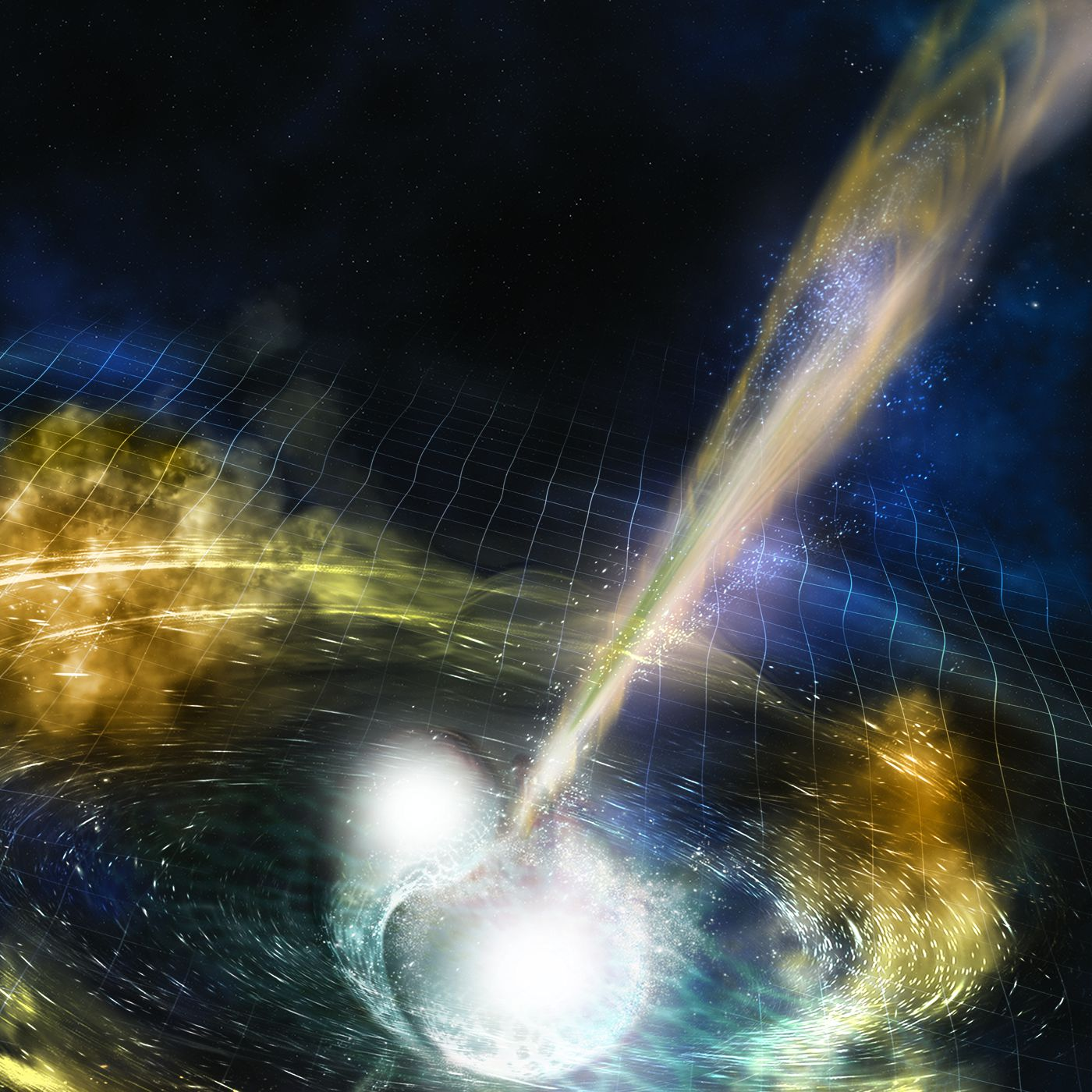 Gravitational waves just led us to the incredible origin of