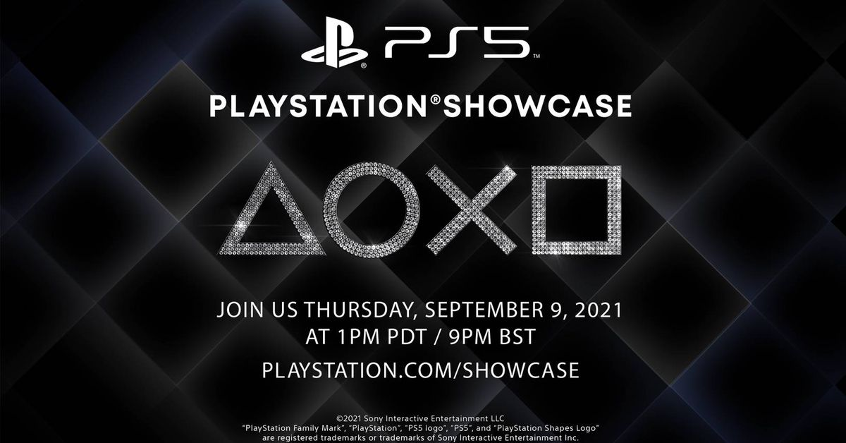 Sony announces PlayStation showcase, promises 'sneak peek at the future of PS5'