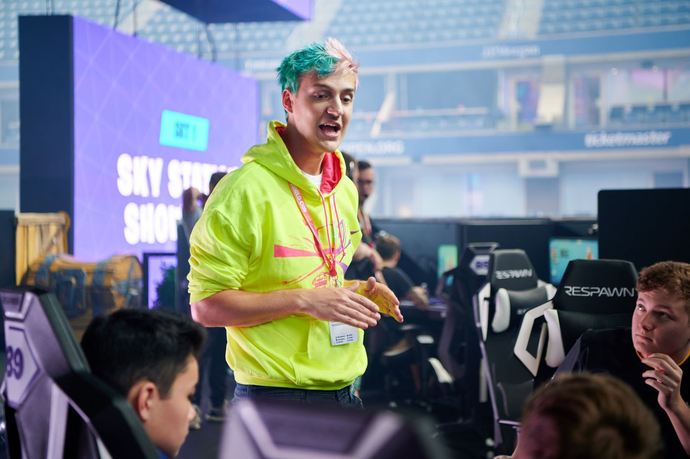 The Fortnite World Cup Finals were a victory lap for Epic