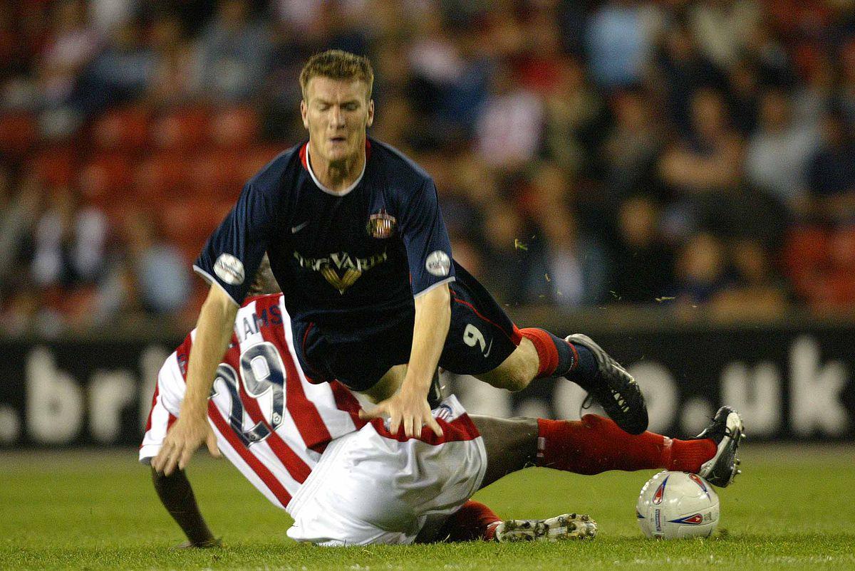 Soccer - Nationwide League Division One - Stoke City v Sunderland