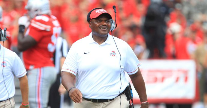 Larry Johnson is the steadying influence on Ohio State ...