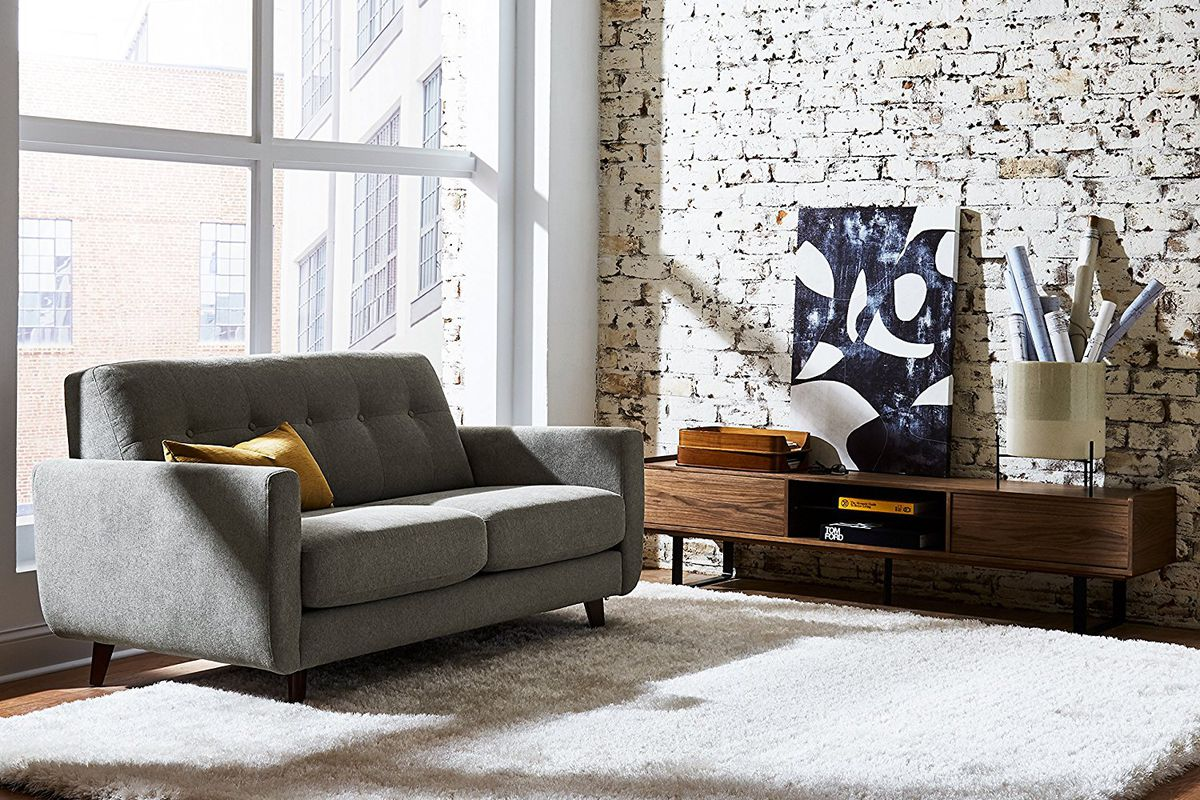 Amazon launches two furniture brands of its own curbed for Amazon mid century modern furniture