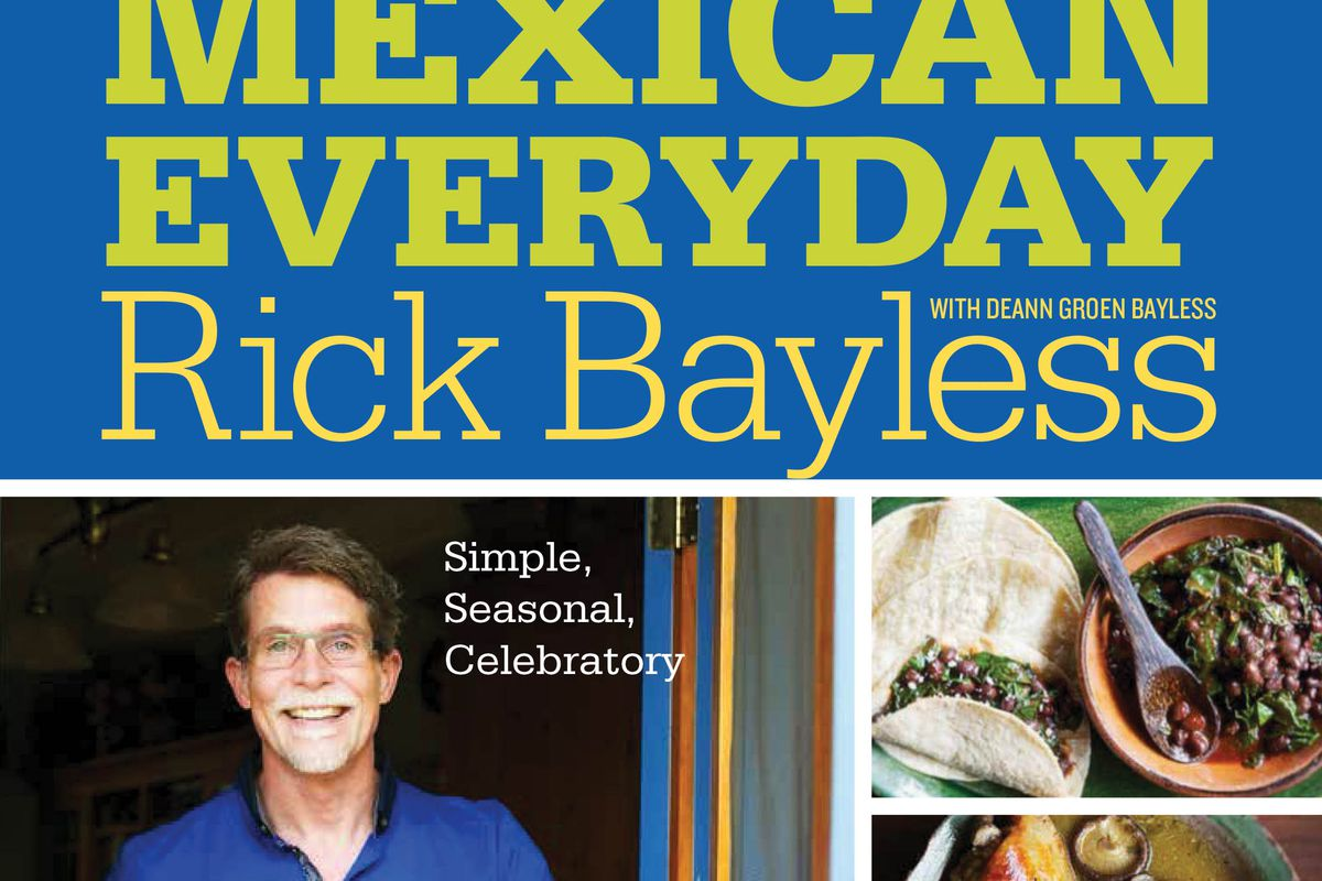Rick bayless celebrates simplicity in his new book more mexican the world rick bayless of topolobampo and frontera grill among others returns to familiar territory with his upcoming cookbook more mexican everyday forumfinder Gallery