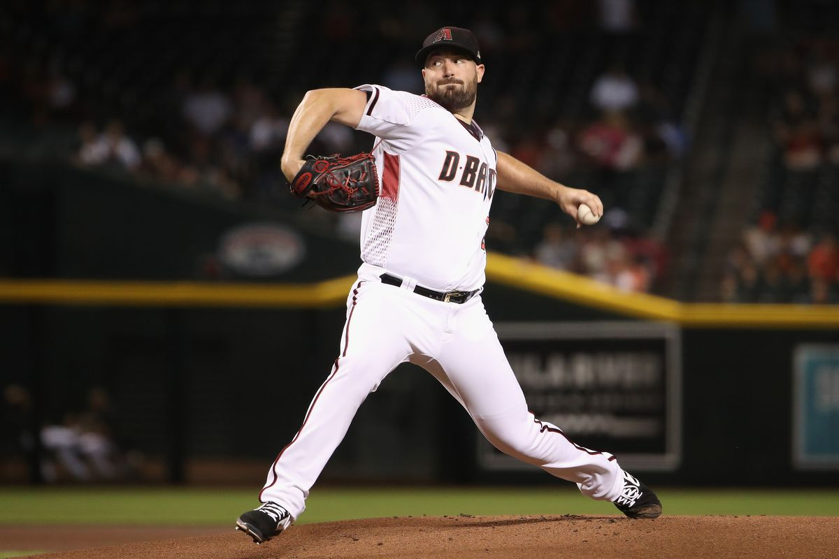 Robbie Ray is garnering interest from a number of teams for good reason -  Beyond the Box Score