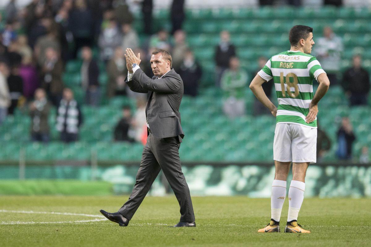 Celtic v Rosenborg - UEFA Champions League Qualifying Second Round: First Leg