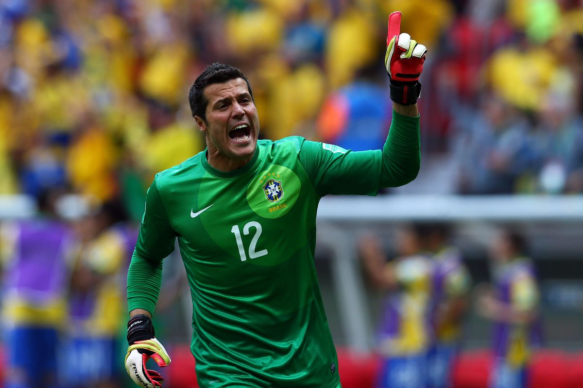 Brazil's Julio Cesar joins Toronto FC on full-season loan ...
