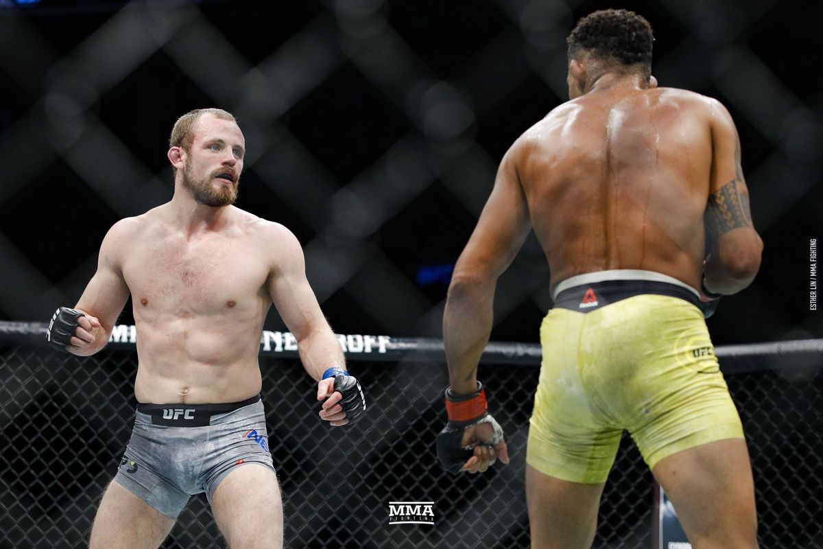 Gunnar Nelson: 'I'd love to fight [Ben] Askren at some point'