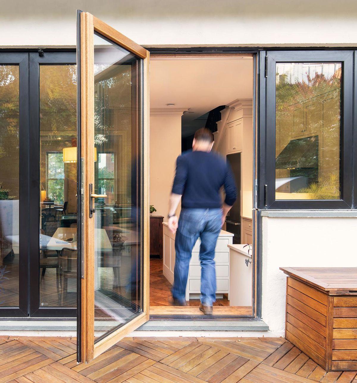 Summer 2021, All about: Multi-panel doors, access door