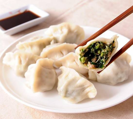 Dumplings at Northern China Eatery on Buford Highway