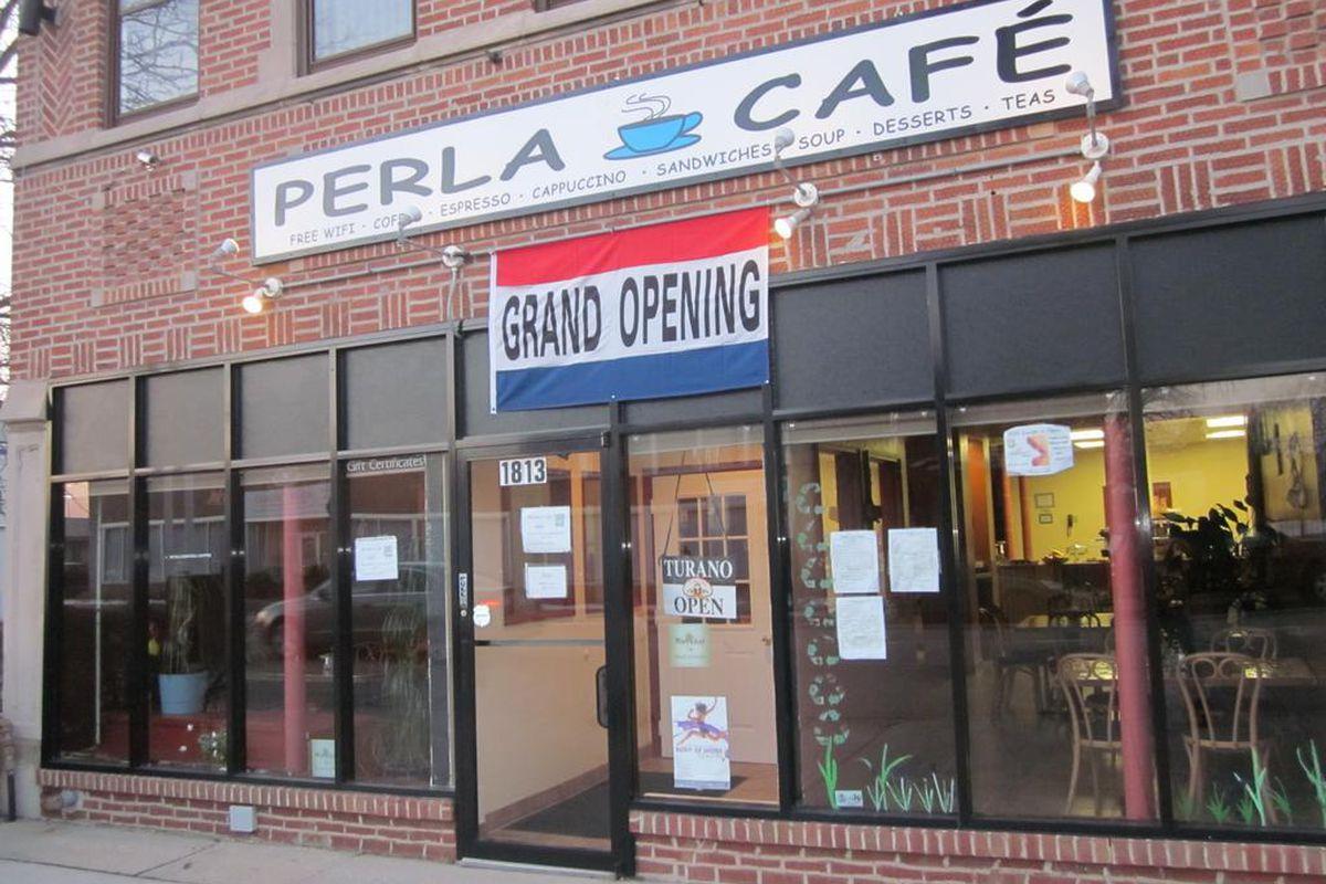 Perla Cafe