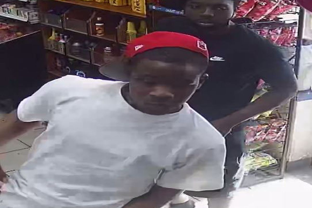 Gary police are looking for two suspects in connection to a homicide May 31, 2020 in northwest Indiana.