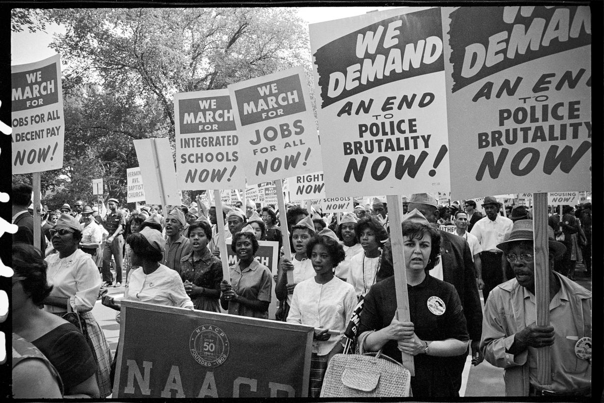 50 Years After Martin Luther King S Death The Us Is Far From His
