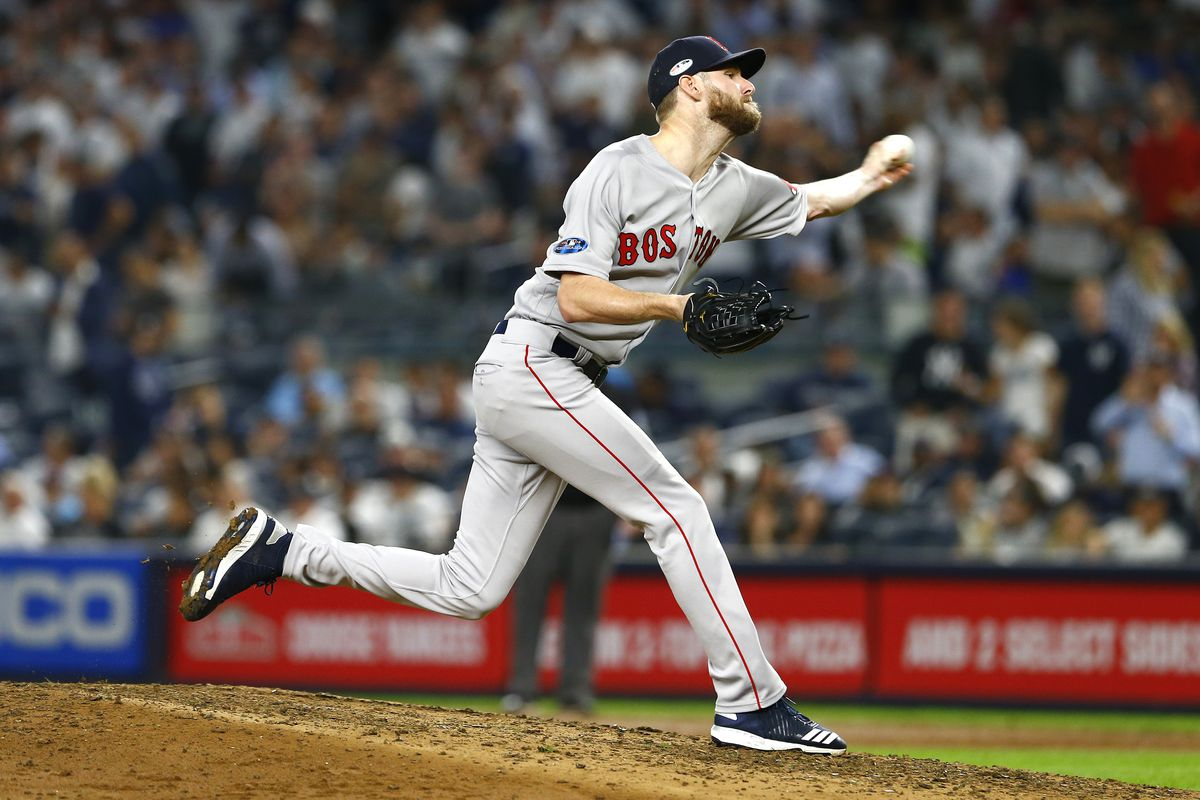 Divisional Round - Boston Red Sox v New York Yankees - Game Four