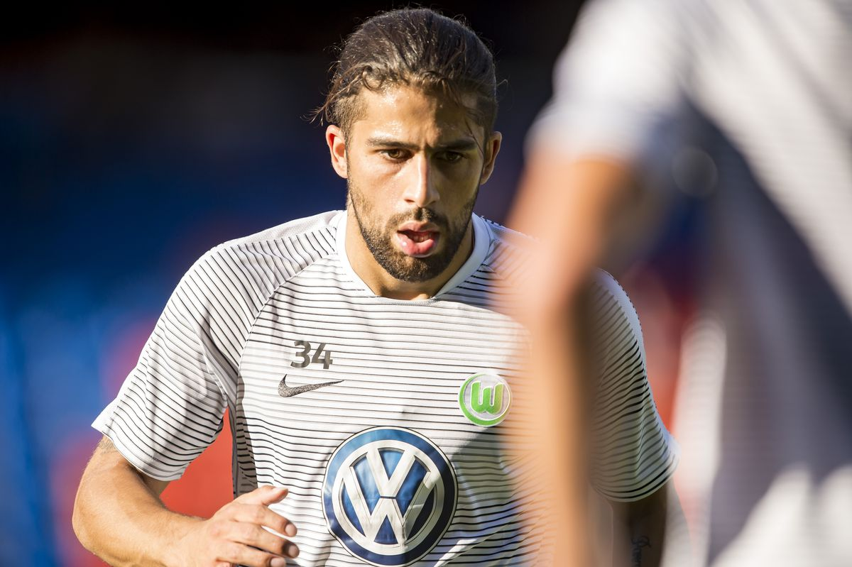 FC Basel v VfL Wolfsburg  - Friendly Match