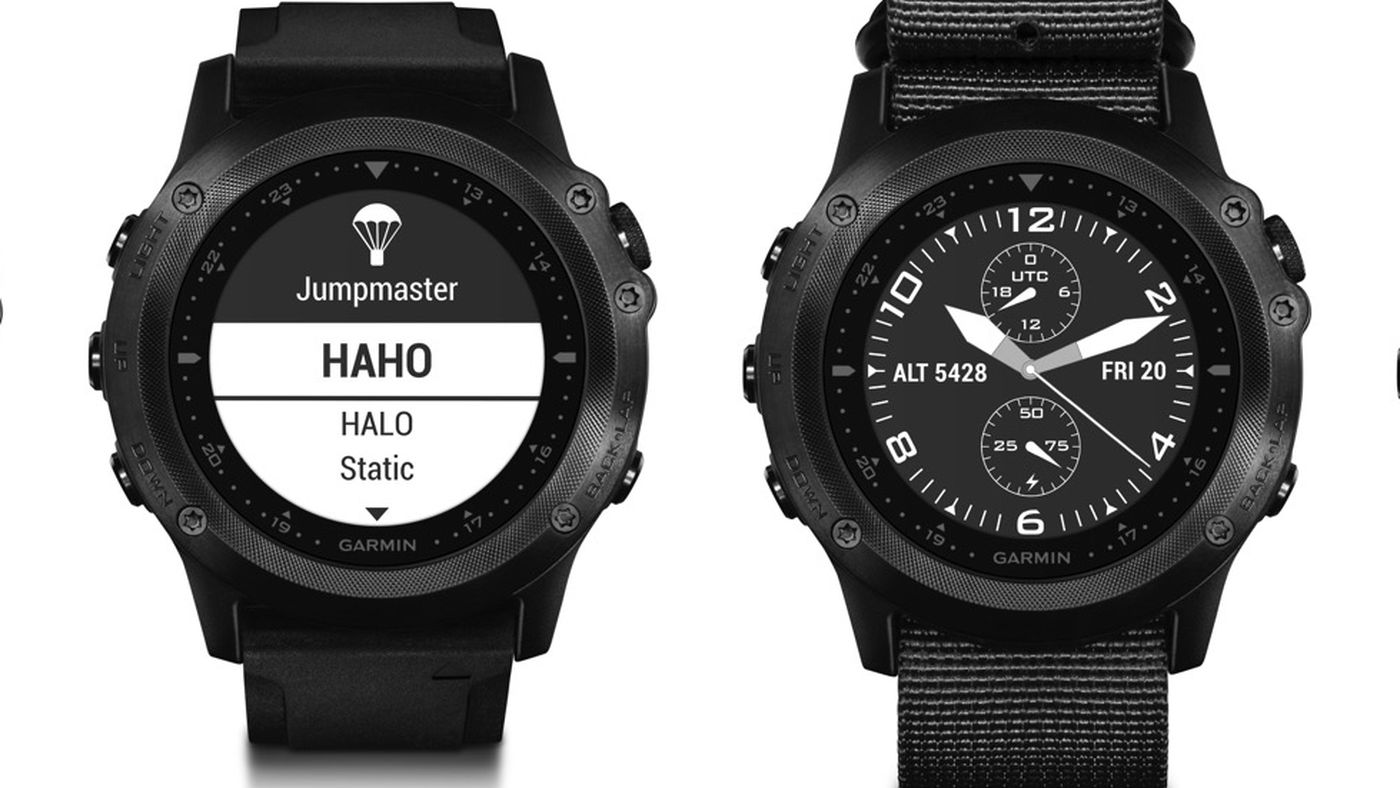 Garmin S New Tactix Bravo Was Made For Your Everyday Seal Team Six