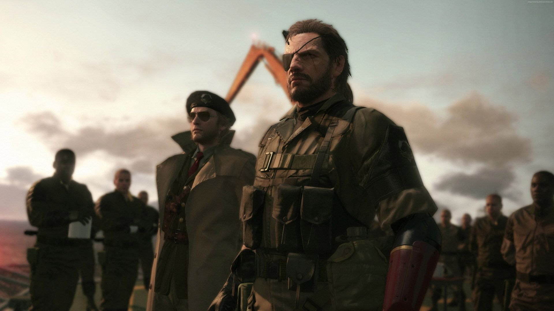 See how Metal Gear Solid 5: The Phantom Pain's graphics compare on PlayStation, Xbox and PC   Polygon
