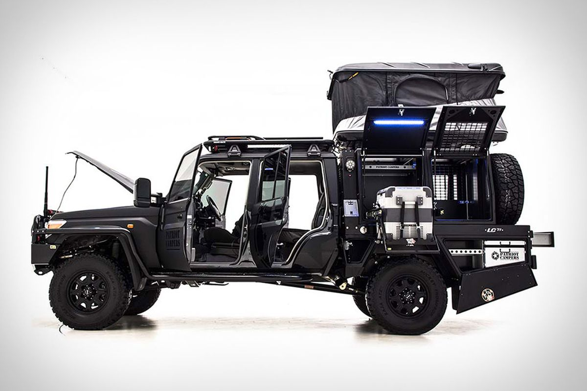 burly adventure camper is prepped to go off grid curbed