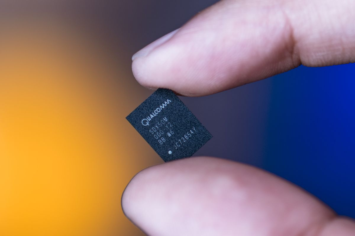 Qualcomm successfully achieves 5G data speeds on its upcoming X50 modem