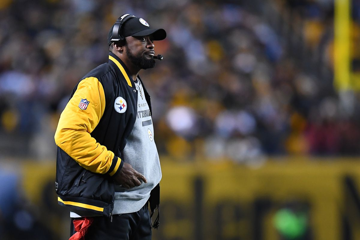 Steelers Head Coach Mike Tomlin Has Never Looked As Bad As