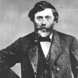 Agoston Haraszthy, one of California's most influential early vineyard owners.