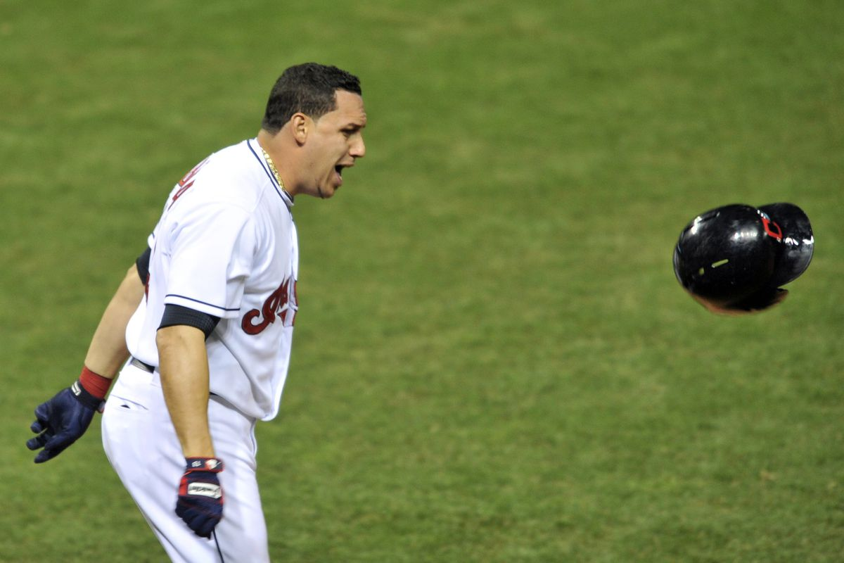 What if that ball goes over Victorino's head?