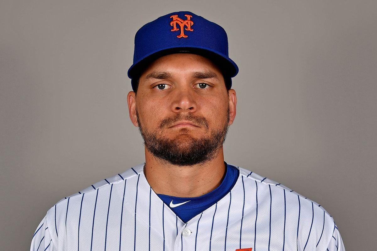 MLB: New York Mets-Media Day