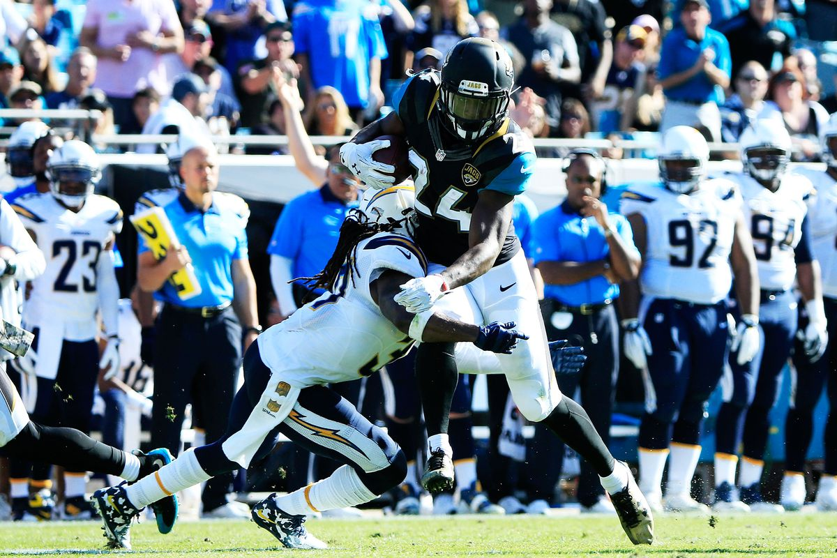 jaguars vs chargers game time tv schedule online streaming