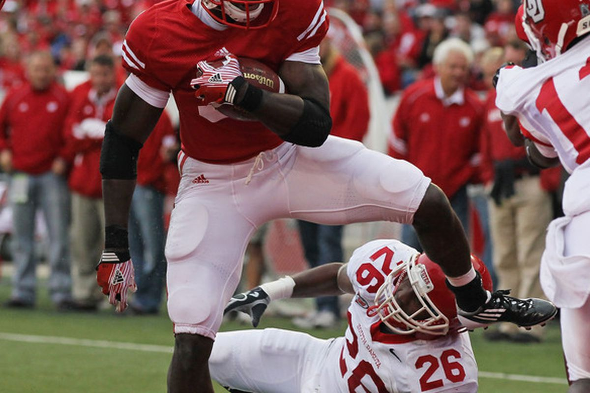 Melvin Gordon looked like Wisconsin's featured back of the future during Saturday's spring game, finishing with 30 carries for 159 yards and a touchdown.