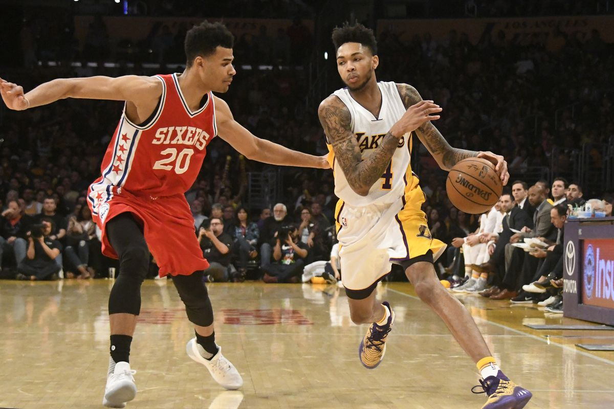 76ers Vs Lakers: Lakers Vs. 76ers: Start Time, TV Schedule And Game Preview