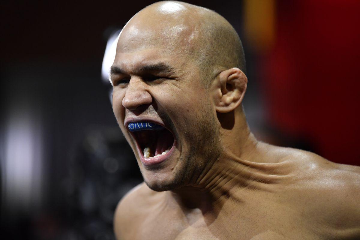 UFC 256: Junior Dos Santos v Ciryl Gane