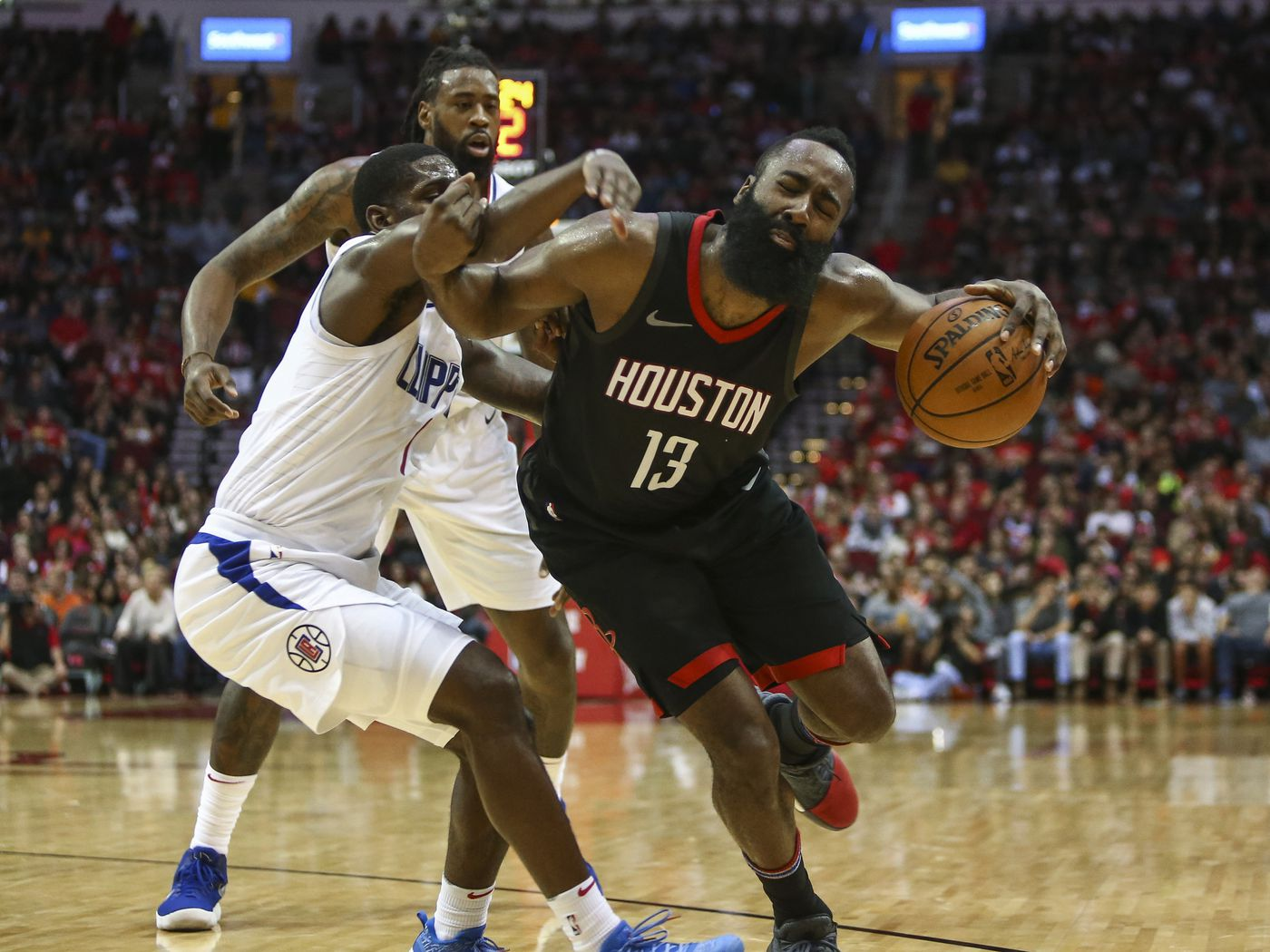 664f2e8a883f Rockets file official protest over Clippers game - The Dream Shake