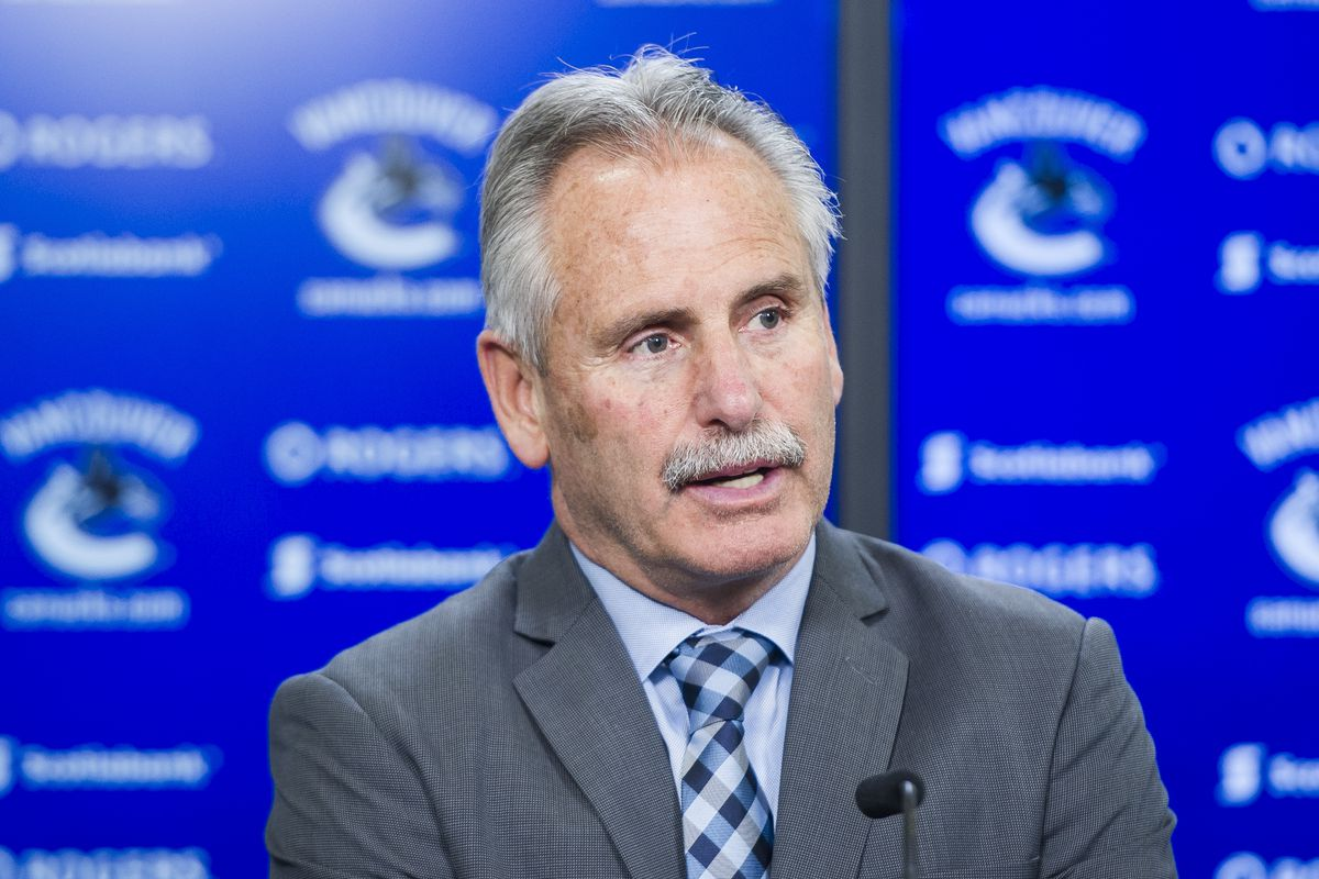 Sean Burke, Willie Desjardins to lead Canada's Olympic hockey squad
